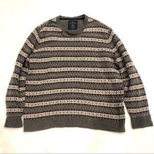 Club Room Vintage? Lambs wool Sweater Oversized